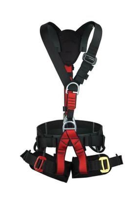 PRIME Fire/Rescue Full Body Harness