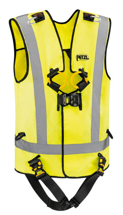 Petzl Newton EasyFit Hi-Viz - Full Body Harness