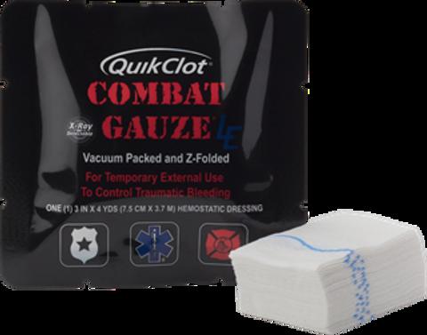 QuikClot Combat Gauze - LE