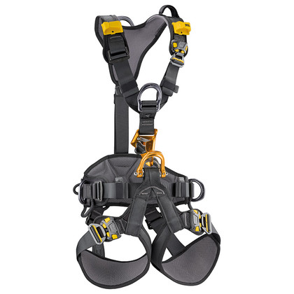 Petzl Astro Bod Fast Harness w/Integrated Croll