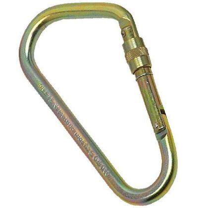 ISC Steel Fireman's Ladder Hook w/Captive Pin - Screwgate