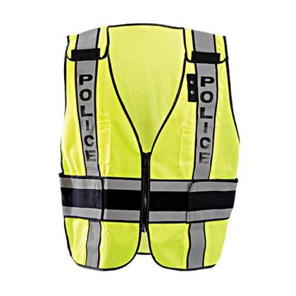 Occunomix DOR Deluxe Public Safety Police Vest - H Back
