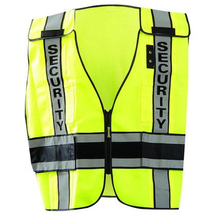 Occunomix DOR Deluxe Public Safety Security Vest - H Back