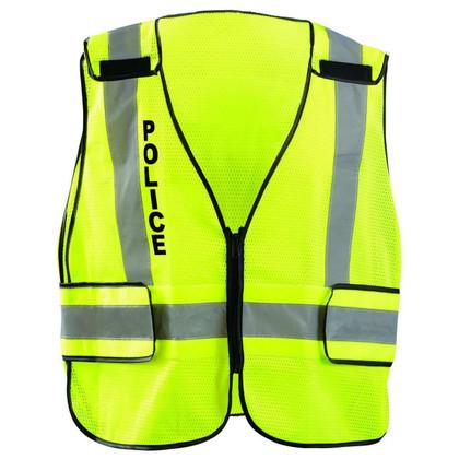 Occunomix DOR Public Safety Police Mesh Vest - H Back