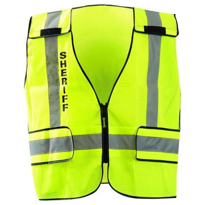 Occunomix DOR Public Safety Sheriff Mesh Vest - H Back