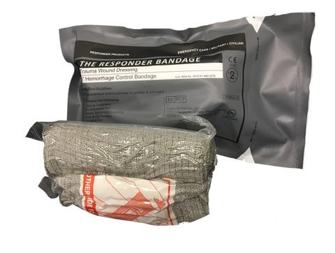 "Israeli Type Emergency Bandage - 6"""