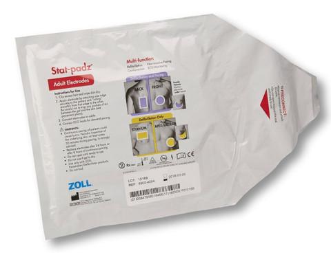 Zoll Stat-Padz HVP Multi-Function Electrodes