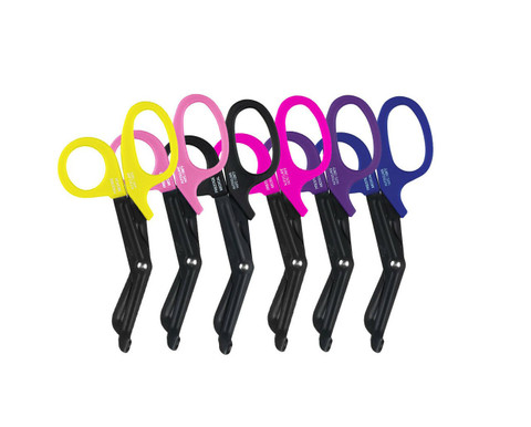 "Premium Fluoride Trauma Shears - 5.5"" (6 COLORS)"