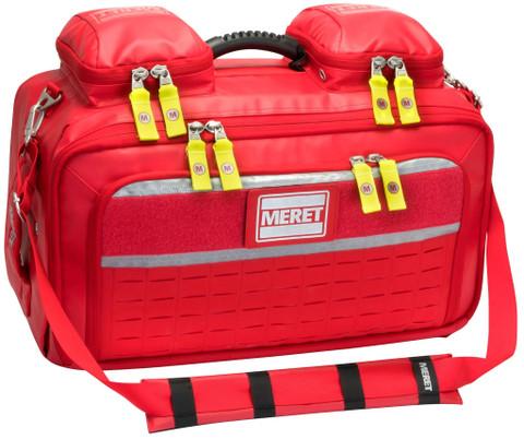 Meret OMNI PRO BLS/ALS Total System Bag - ICB - Red
