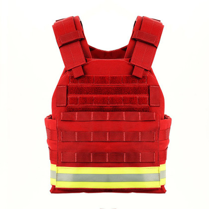 Trooper ACAP-Rescue Plate Carrier - Red
