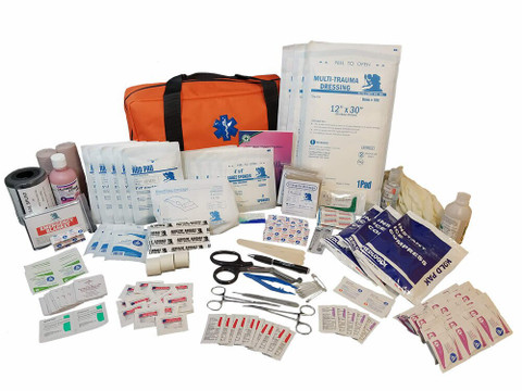 Elite Master Campers First Aid Kit