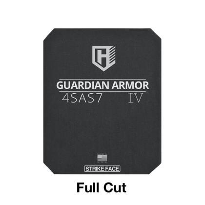 GUARDIAN 4SAS7 Body Armor - Level IV Full Cut