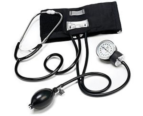 Large Adult Blood Pressure and Stethoscope Kit