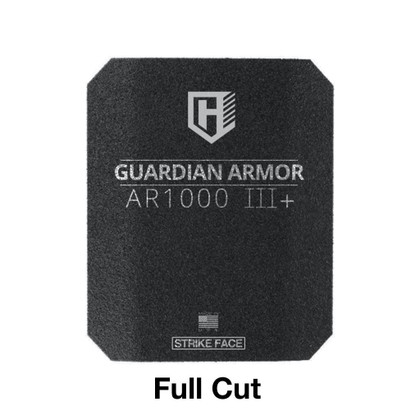 GUARDIAN AR1000 BODY ARMOR - LEVEL III+ Full Cut
