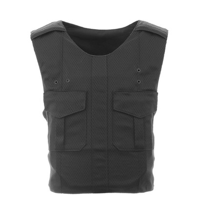 Trooper DS External Ballistic Carrier Vest -  Black