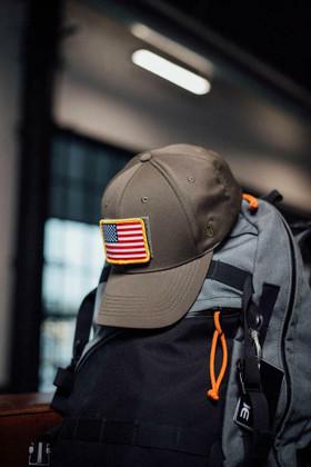 USA Flag Velcro Patch