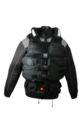 HBV-100 High Buoyancy Vest - Tactical Version