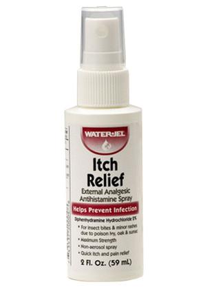 Water Jel Itch Relief Spray - 2 oz.