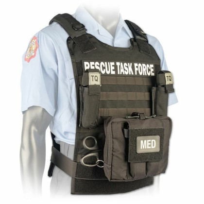 NAR Rescue Task Force Vest With IFAK Kit front