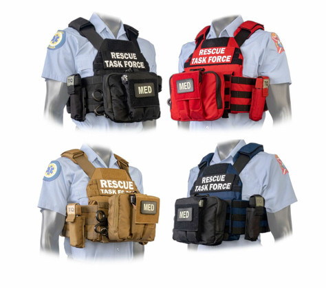 NAR PH2 Shooters Cut RTF Vest With IFAK Kit