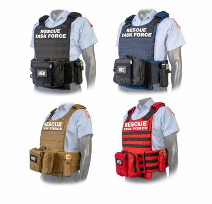 NAR PH3 Task Force  Vest With IFAK Kit