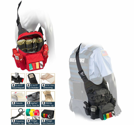 Rapid Response Kit- Rescue Task Force Edition - Full Kit