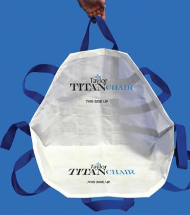 TitanChair Soft Scoop Stretcher