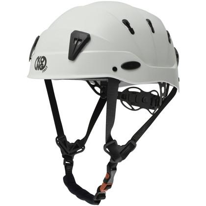 Kong Spin ANSI Helmet Front white