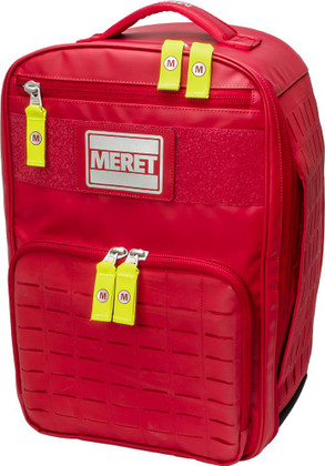 Meret V.E.R.S.A. PRO - Versatile Emergency Response System Assist Front View - Red Meret-V.E.R.S.A.-PRO-Versatile-Emergency-Response-System-Assist-Front-View