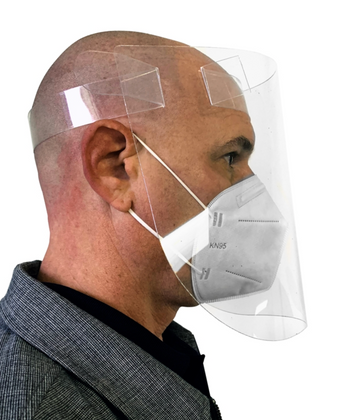 Disposable Full Face Shield