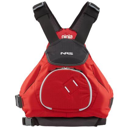 NRS Ninja PFD - Red