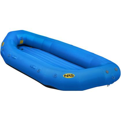 NRS Otter Fishing Dodger XL Self-Bailing Raft - Blue
