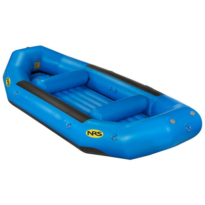 NRS Otter 130 Self-Bailing Raft - Blue