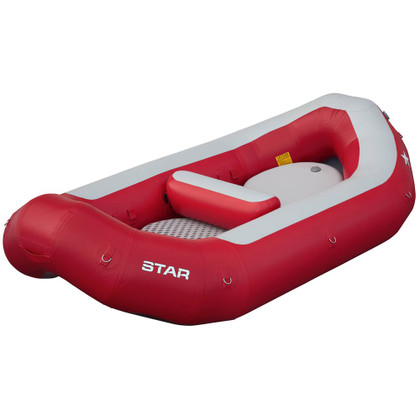 STAR High Five Self-Bailing Raft - Red