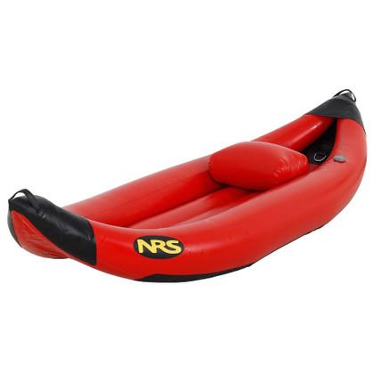 NRS MaverIK I Inflatable Kayak - Red