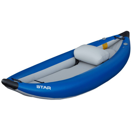 STAR Outlaw I Inflatable Kayak - Blue