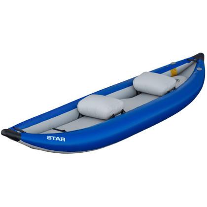 STAR Outlaw II Inflatable Kayak - Blue