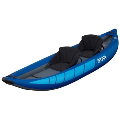 STAR Raven II Inflatable Kayak - Blue