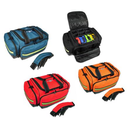 Lightning X Premium Large EMT Trauma Bag w/ Modular Pouches - Colors