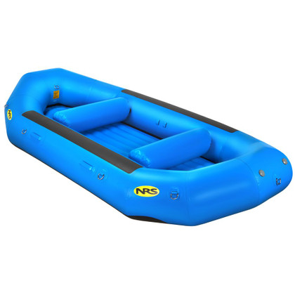 NRS Otter 150 Self-Bailing Raft - Blue
