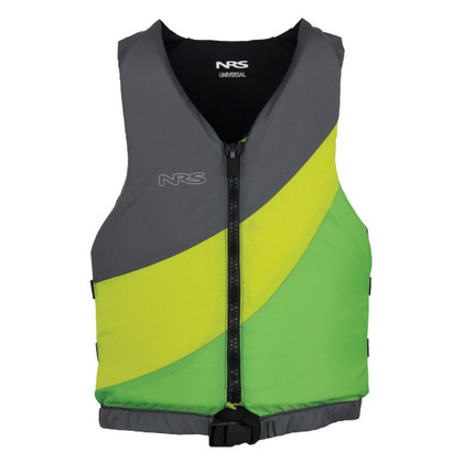 NRS Crew Universal PFD - Green - Front