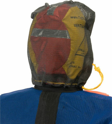 Ruth Lee Search and Rescue Mesh Hood w/Thermal Imaging Pockets