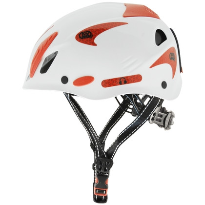 Kong Mouse Work Helmet - White Reflective