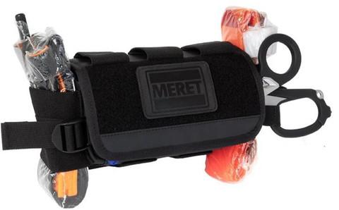 Meret TFAK PRO X Holster - Tactical Black