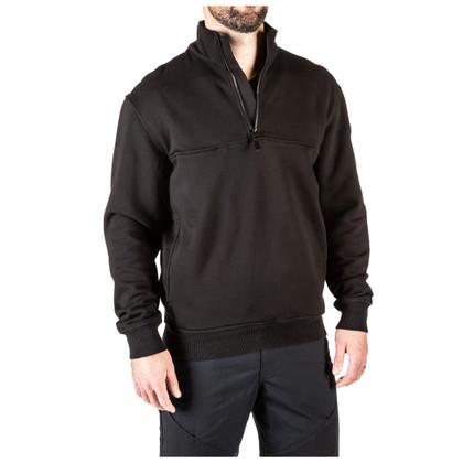 5.11 Tactical 1/4 Zip Job Shirt - Black