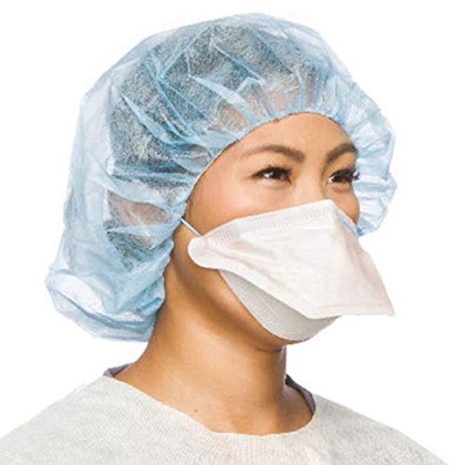 HALYARD* FLUIDSHIELD* N95 Particulate Filter and Surgical Mask