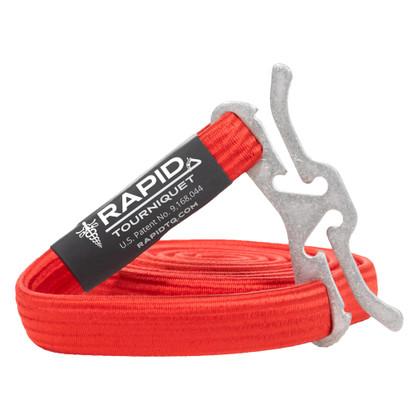 R.A.T.S Rapid Application Tourniquet - Red