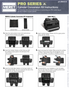 Meret Cylinder Conversion Kit - OMNI PRO specifications