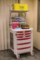 PediPro Pediatric Resuscitation System Kit - Z Fold on crash cart