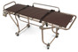 Junkin Mortuary Cot w/ Handrails - Single Person For Full Size SUVs